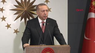 Erdoğan: ''Milli Dayanışma Kampanyası başlatıyoruz''