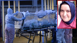 Hamile kadın koronavirüs nedeniyle hayatını kaybetti
