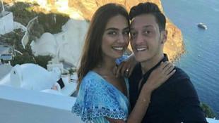 Mesut Özil baba oldu! İşte ilk fotoğraf...