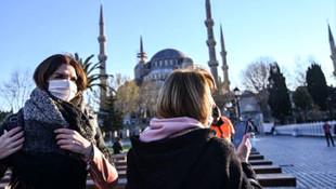 Türkiye koronavirüsün en hızlı yayıldığı ülke oldu
