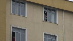 İstanbul'daki karantina yurtlarında tahliye başladı
