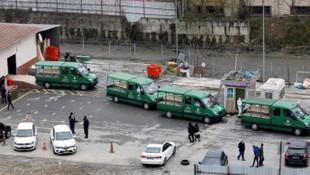 Koronavirüs salgınında İstanbul'da ürküten cenaze görüntüsü !