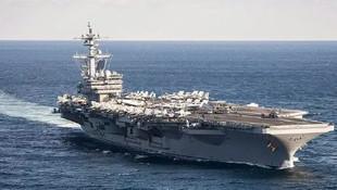 ABD'nin karantinadaki uçak gemisinin mektubu basına sızdı