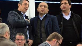 Fenerbahçe Kulübü Başkan Vekili Semih Özsoy'dan teknik direktör açıklaması