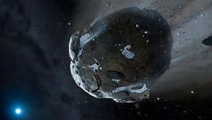 Dünya'ya yaklaşan dev göktaşının fotoğrafı çekildi