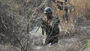 Irak'ın kuzeyinde 9 terörist öldürüldü