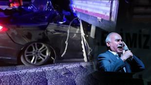 Ünlü hafız İsmail Coşar ve eşi hayatını kaybetti