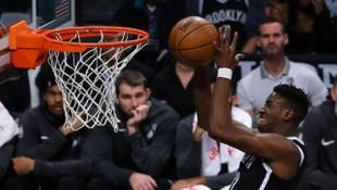 NBA'de Nets forması giyen Caris LeVert'ten 51 sayı