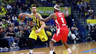 Fenerbahçe Beko 66 - 63 Kızılyıldız mts