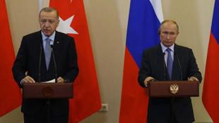 Erdoğan - Putin zirvesinden İdlib'te ateşkes kararı çıktı!