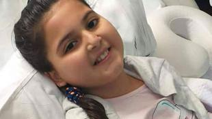 10 yaşındaki Ilgın'dan kahreden haber