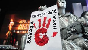 4 ilde daha 'Savaşa Hayır' etkinlikleri yasakladı