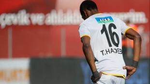 Yeni Malatyasporlu Hadebe'ye 3 maç men cezası