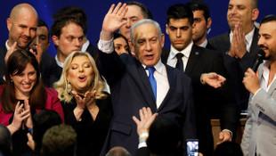 Netanyahu'ya seçimlerde soğuk duş