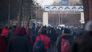 Ateşkes sonrası sığınmacılara sınır kapıları kapatılacak mı ?
