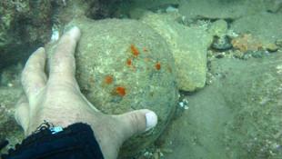 Antalya'da su altında şaşırtan keşif! Falezlerin altında bulundu