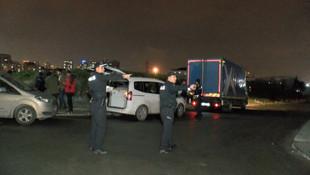 İstanbul'da film gibi soygun