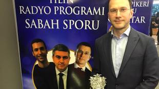 Yılın Radyo Programı ödülü Radyospor'a