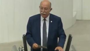Meclis'te ''şehitler tepesi'' ve ''bayrak'' tartışması