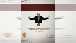 Bu sefer de Cumhurbaşkanı Erdoğan'ın ''imzasıyla'' dolandırıyorlar!