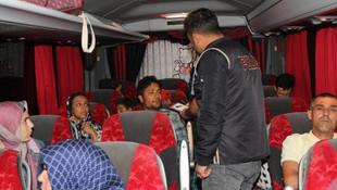 Göçmen kaçakçılarına operasyon: 260 kişi yakalandı!