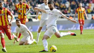 Riad Bajic 189 gün sonra golle tanıştı