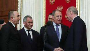 Rus Dışişleri Lavrov'un Erdoğan'a ne dediğini açıkladı