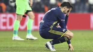 Fenerbahçe kabustan uyanamıyor