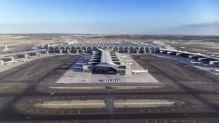 İstanbul Havalimanı'nda 3. pist için geri sayım başladı