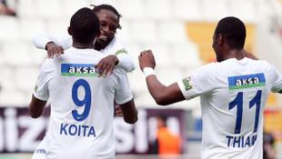ÖZET | Kasımpaşa 5-1 Kayserispor (Süper Lig)