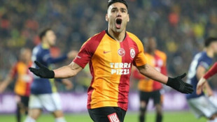 Radamel Falcao, Süper Lig'e damga vuruyor
