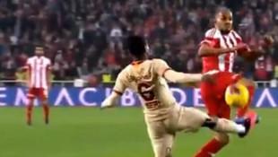 Sivasspor - Galatasaray maçında penaltı tartışması