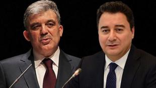 Yeni partide kriz! Ali Babacan, Abdullah Gül ile köprüleri attı