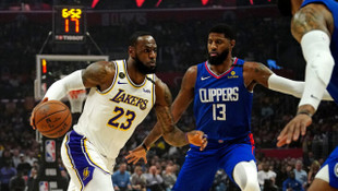 Los Angeles Clippers 103-112 Los Angeles Lakers