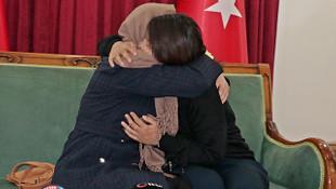 Diyarbakır'da 1 aile daha evladına kavuştu