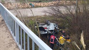 Sivas'ta feci kaza: 4 ölü, 1 yaralı