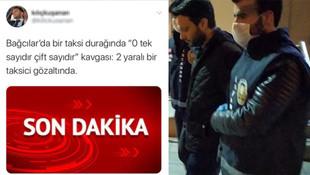 Sosyal medyada ''taksici'' paylaşımına gözaltı