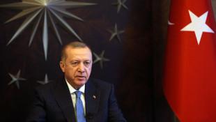 Erdoğan'dan yardım kampanyası açıklaması