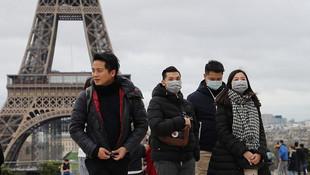 Fransa'da 359 bin kişiye koronavirüs cezası