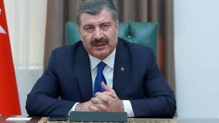 Sağlık Bakanı Fahrettin Koca illere göre vaka sayısını açıkladı