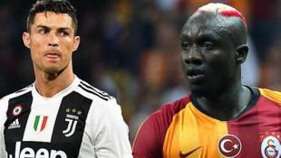 Sadio Mane'den Mbaye Diagne'ye uyarı: Cristiano Ronaldo ile kavga edersin