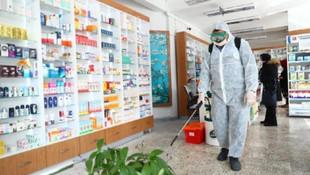 İstanbul'da 20 eczanede koronavirüs tespit edildi