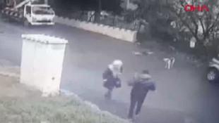 İstanbul'da yaşlı kadını dolandıran hırsızlar böyle yakalandı!