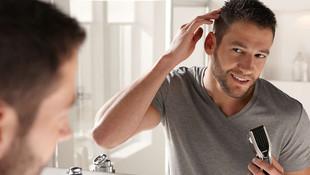 Ünlü erkek berberinden canlı yayında ''evde saç nasıl kesilir'' eğitimi!