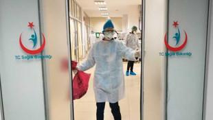 İzmir'de 266 sağlık çalışanı koronavirüse yakalandı