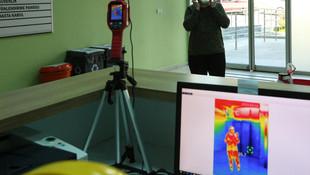 Maltepe Belediyesi'nde ''termal kamera'' önlemi