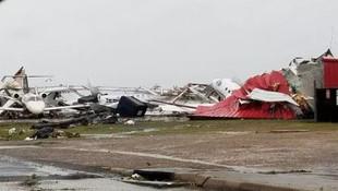 ABD'nin güneyinde kasırga felaketi: 6 ölü