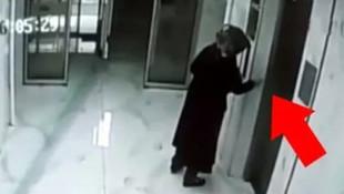 Apartmana domuz yağı süren kadının ifadesi ortaya çıktı