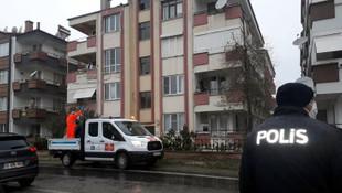Balıkesir'de 4 apartman karantinaya alındı