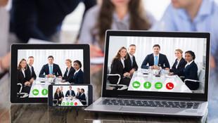 Bilgisayar korsanlarının yeni hedefi video konferanslar!